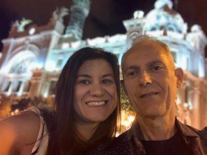 Nídia y Antonio