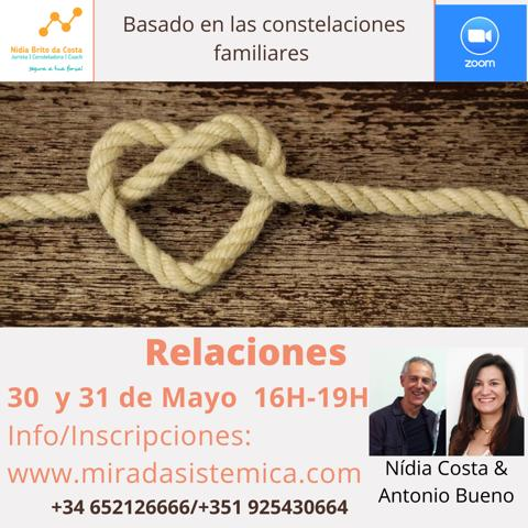 Relaciones 30 y 31 mayo