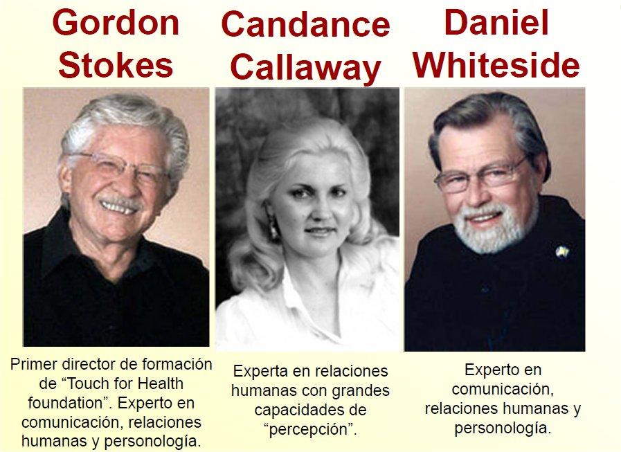 Godon Stokes, Candance Callaway y Daniel Whiteside - Mirada Sistémica