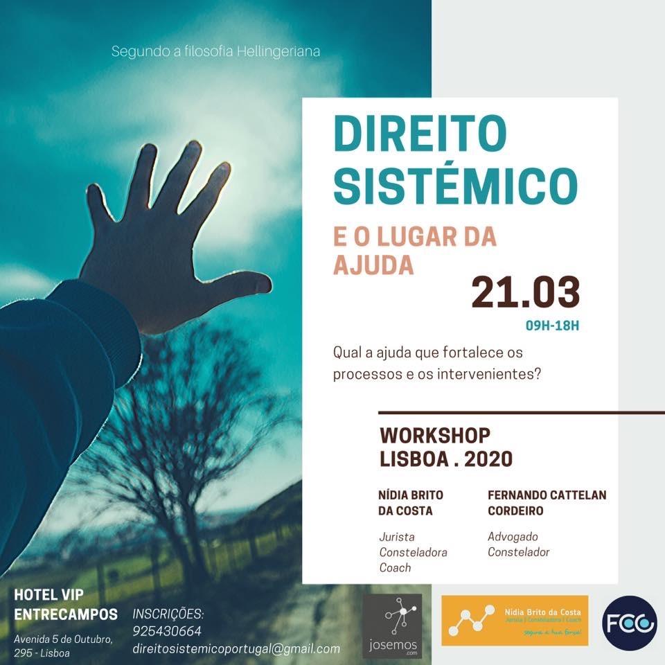 Workshop Direito Sistémico- Mirada Sistémica