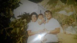 Minha mãe e Minho pai