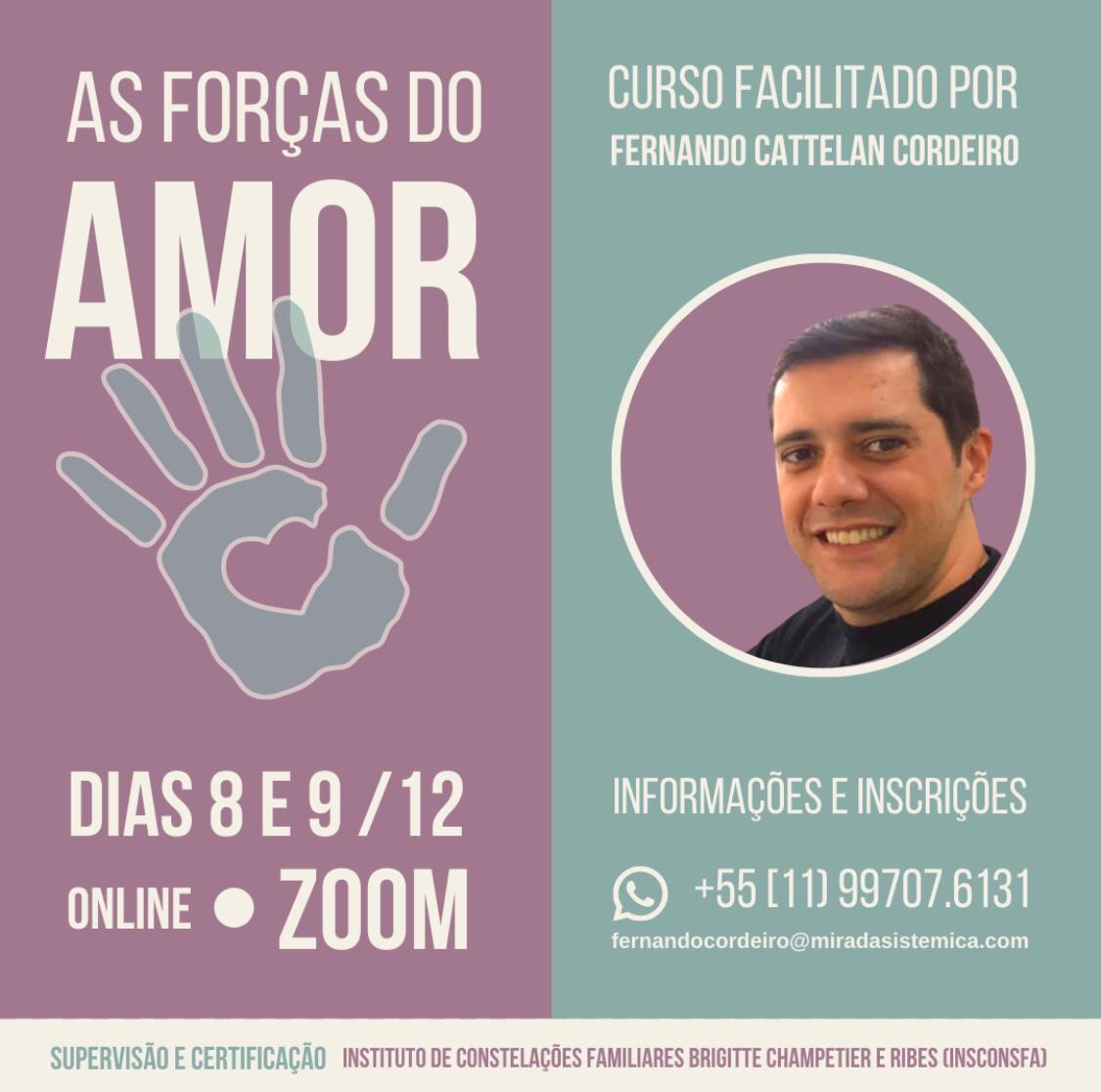 As forças do Amor_online_Fernando