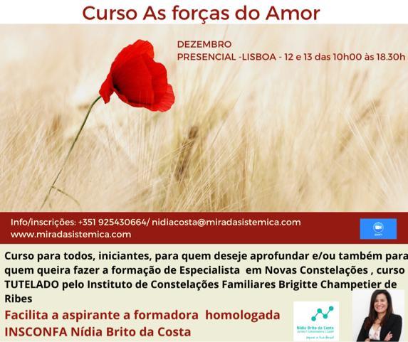 As forças do Amor_presencial