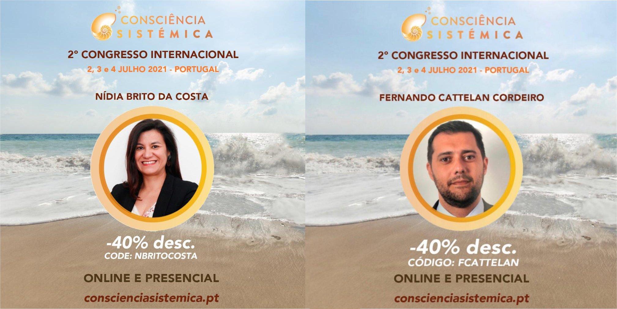 2 Congresso Internacional Consciéncia Sistémica