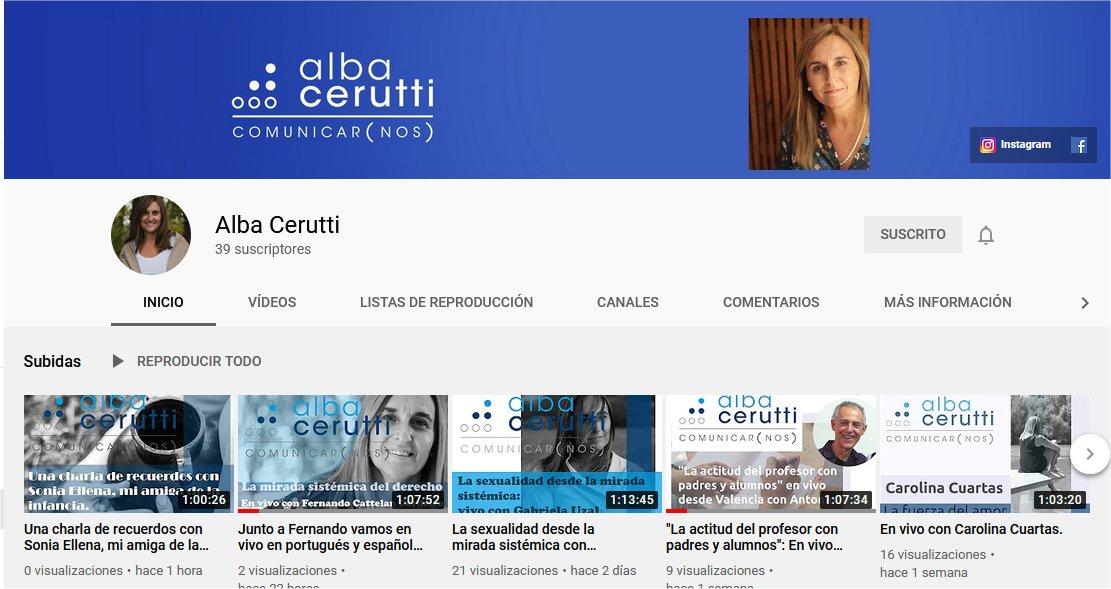 Comunicar(nos) Alba Cerutti