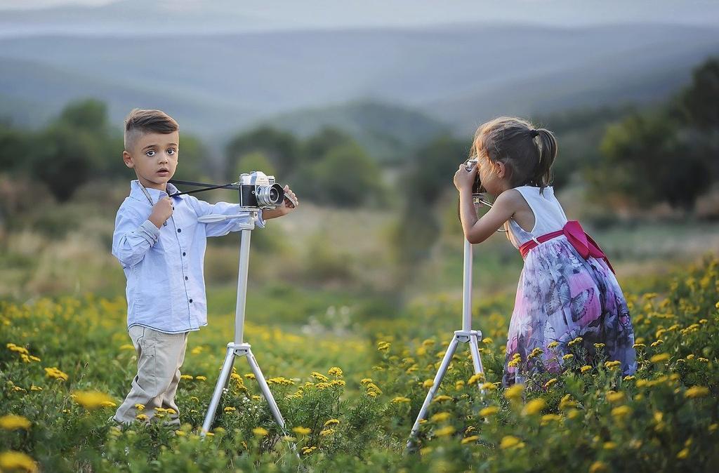 Crianças - Mirada Sistémica