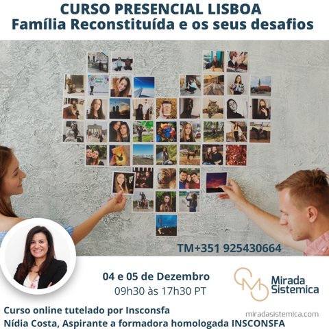 Família Reconstituída Lisboa- Mirada Sistémica