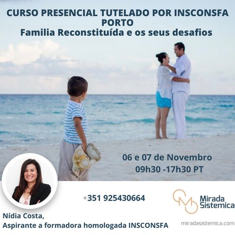 Família Reconstituída Porto- Mirada Sistémica